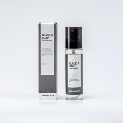 향해사 수제 섬유향수 섬유탈취제 80ml 블랙&소프