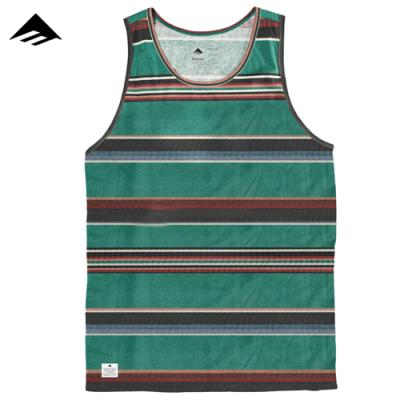 [EMERICA] S. WEST TANK TOP (Teal)
