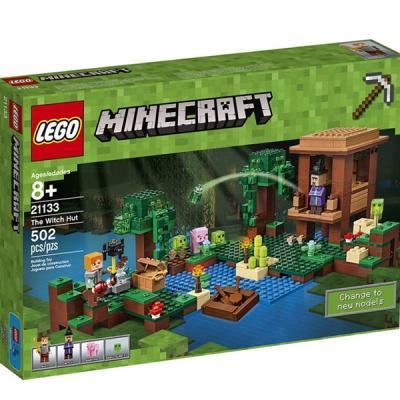 LEGO / 레고 마인크래프트 21133 마녀의 집