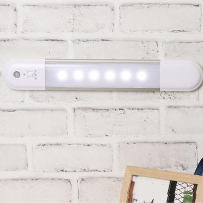 아이클 휴대용 LED 스틱 라운드형 센서등 H-0306M