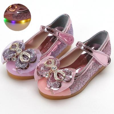 바니비 트와이라이트 150-200 유아 아동LED 구두 신발