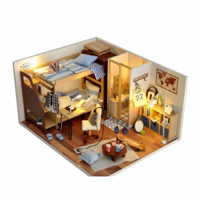 DIY 미니어처 하우스 - 소년의 방