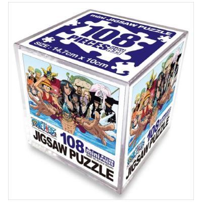 [학산문화사] 원피스 직소퍼즐 미니 Cube 108pcs: CP9