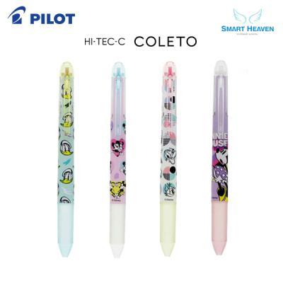 (NEW) 파이롯트 하이테크C 콜레토 4색홀더 디즈니