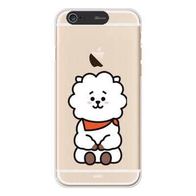 BT21 iPhone6/ iPhone6 Plus RJ 라이팅 케이스 (Soft)