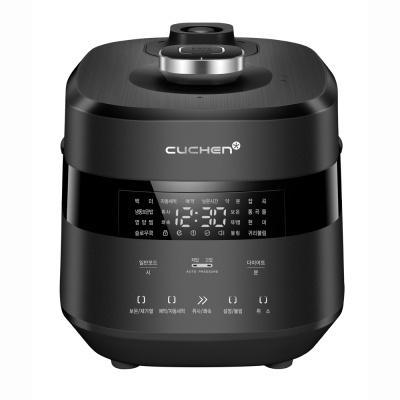 쿠첸 6인용 열판 전기압력 밥솥 CJS-FE0601SDVF