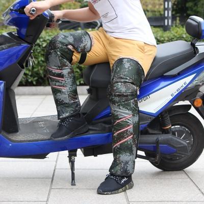 밀리터리 방한 오토바이 무릎방한대