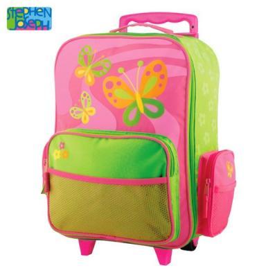 캐리어(유아용 여행가방) - 나비A