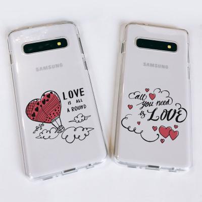 갤럭시S10/S10+/S10E LOVE 소프트젤리케이스