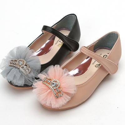 마미 백옥구두 160-210 유아 아동 여아 구두 신발