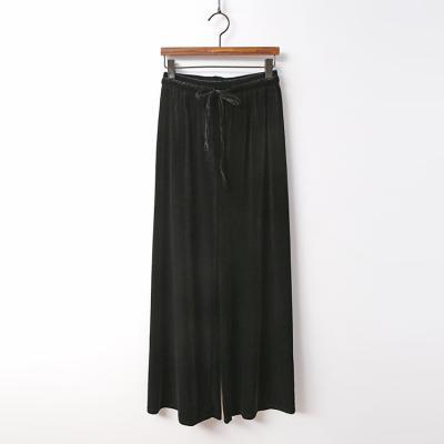 Velvet Easy Wide Pants