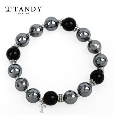 탠디(TANDY) 테라헤르츠 남녀공용 패션 팔찌 TH817