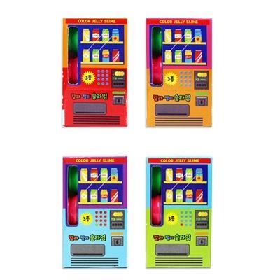 칼라 자판기 슬라임 (디자인/랜덤발송)