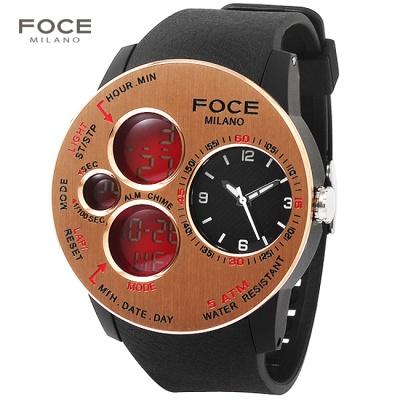 [FOCE] 포체 MILANO 멀티 남성 손목시계 FM1157G-RD