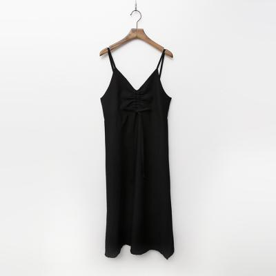Shirring Cami Dress