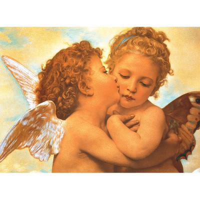 500피스 직소퍼즐 - 천사의 키스