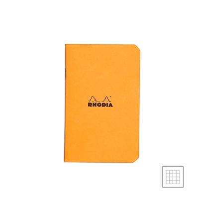 [로디아]클래식 스테플 노트 오렌지S