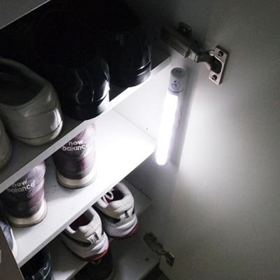 어반 LED 무선 하이브리드 센서등 (백색등)
