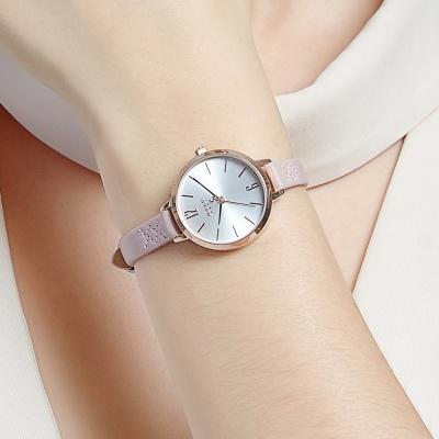 [쥴리어스공식] JA-1151 여성시계 가죽시계