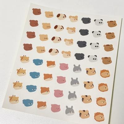 [밤토리상점]동물 밤토리 스티커