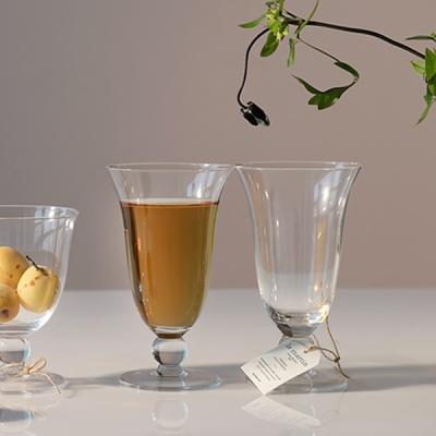 [N365] 라마틴 플로트 고블렛잔 하이 투명