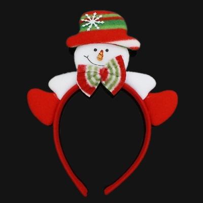 NEW 크리스마스 눈사람 머리띠(22cm) 행사 사은품