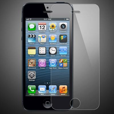 아이폰5용 특수강화유리 보호필름