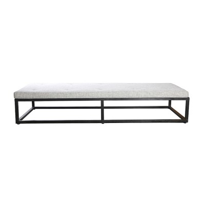 [House Doctor]Daybed, Cube, Mattress, light grey Br0163 Fv0500 소파