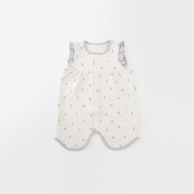 [메르베] 미니체리 아기수면조끼_겨울용