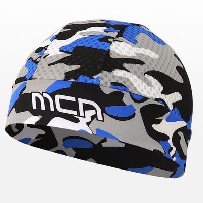 헬멧안에 착용하는 MESH SKULL CAP 카모블루CH1562415