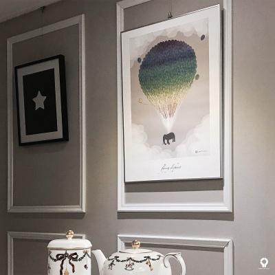 Flying Elephant / A1 초대형 포스터 (액자 미포함)