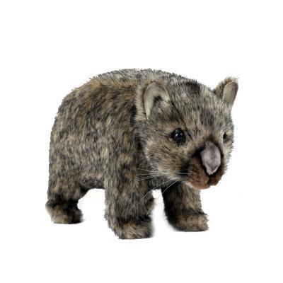 3249번 웜뱃 Poseable Wombat/28cm.L