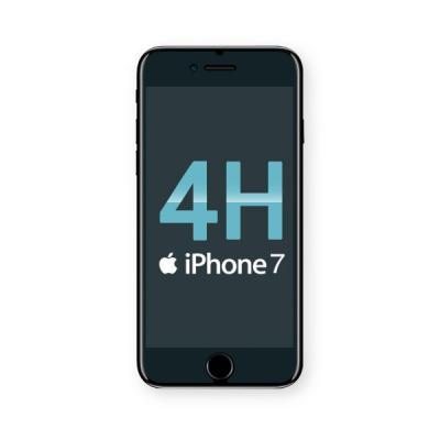 아이폰7 4H 하드코팅 고감도 고투명 액정보호필름