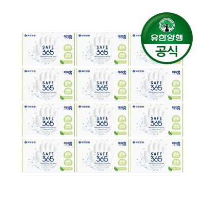 [유한양행]해피홈 비누 그린샤워향 (85gx1입) 12개