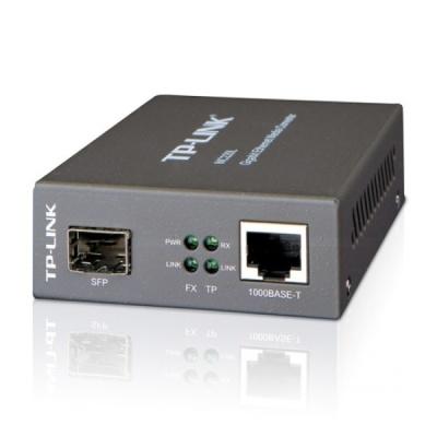 기가비트 SFP 이더넷 미디어 광컨버터 TP-MC220L