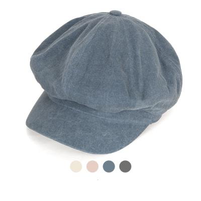 [디꾸보]코튼 절개 뉴스보이 헌팅캡 모자 DCH-AC560