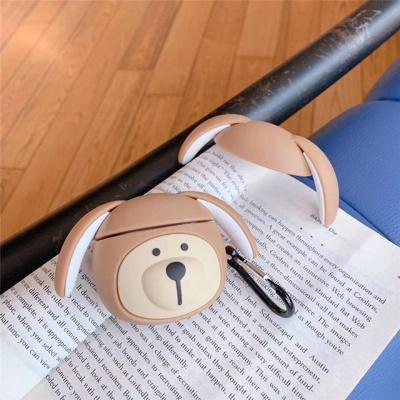 귀여운 별다방 강아지 곰 에어팟 1세대 2세대 케이스
