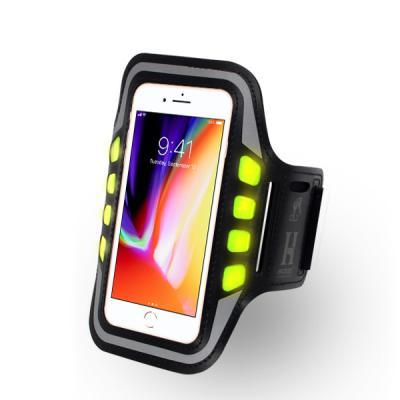 HICKIES 아이폰8 플러스 LED라이트 고급 스포츠암밴드