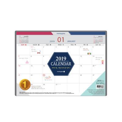 [모닝글로리]5000 모닝 데스크 캘린더 (2019)