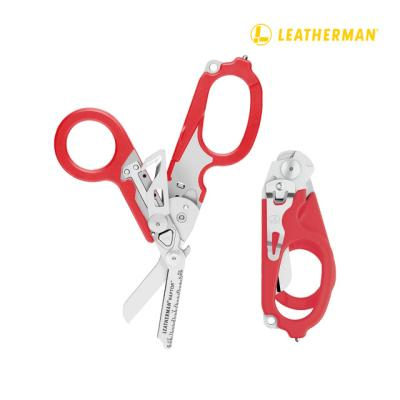 Leatherman RAPTOR 랩터 의료가위(레드)_6가지 기능툴