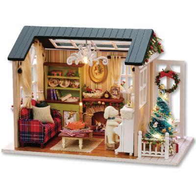DIY 미니어처하우스 뭉이 크리스마스