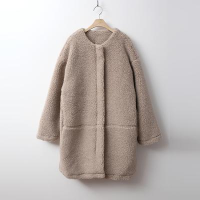Teddy Bear Zipper Coat