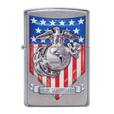 ZIPPO 라이터 49317 U.S. Marine Corps