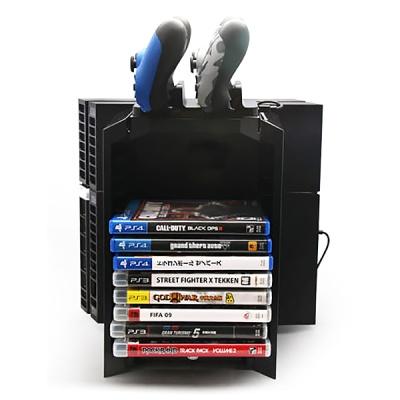 PS4 DOBE 다기능 멀티스탠드 12P (프로/슬림겸용)