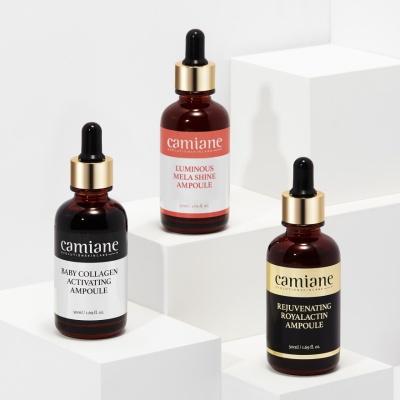 [앰플팩증정] 카미안느 피부고민 청담앰플 3종 50ml