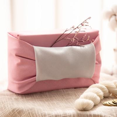 보자기 포장 완제품(고운빛 핑크)