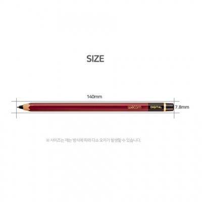 와콤원(DTC133) 전용 하이유니 디지털펜 CP20206BZ