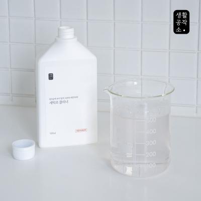 [생활공작소] 액상 세탁조클리너 500ML