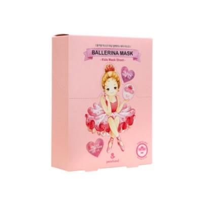[피치앤드]발레리나 마스크팩-1box(10매)