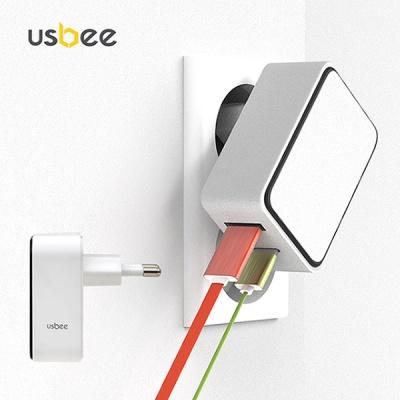 [USBEE] 유즈비 18W PD 고속충전 멀티아답터